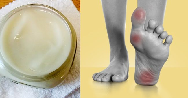 Магниевое масло от боли в ногах